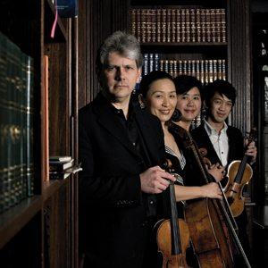 Nicholas Kitchen of the Borromeo Quartet