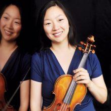 Juliette Kang, violin - Philadelphia Chamber Music Artists