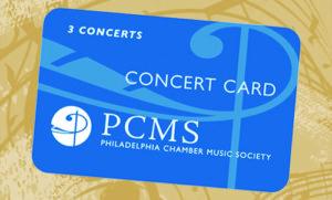 PCMS 3 Concert Card