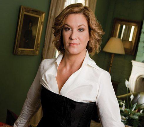 Alice Coote, mezzo-soprano - Philadelphia Chamber Music Artists