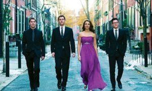 Dover Quartet Philadelphia Concert