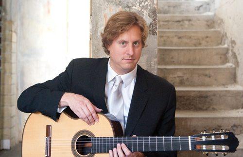 Jason Vieaux Philadelphia Museum of Art Concert