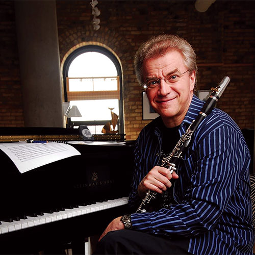 Osmo V 228 Nsk 228 Clarinet Philadelphia Chamber Music Artists