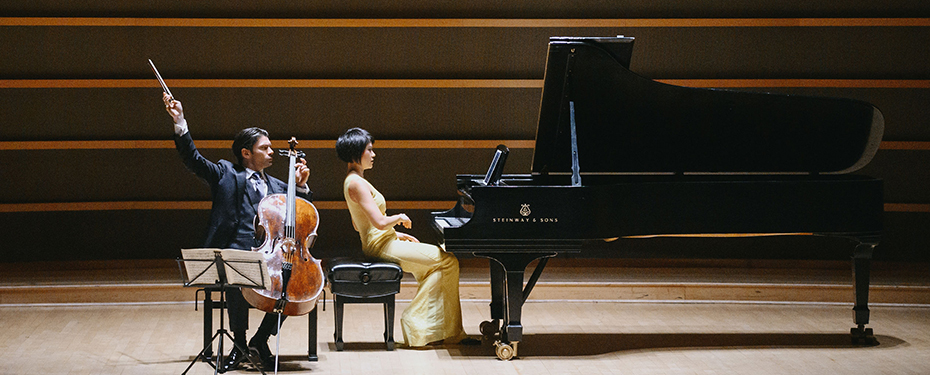 Gautier Capuçon and Yuja Wang