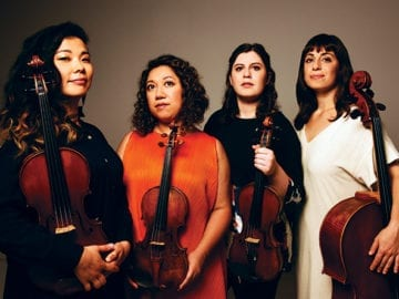Aizuri Quartet