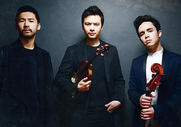 Junction Trio